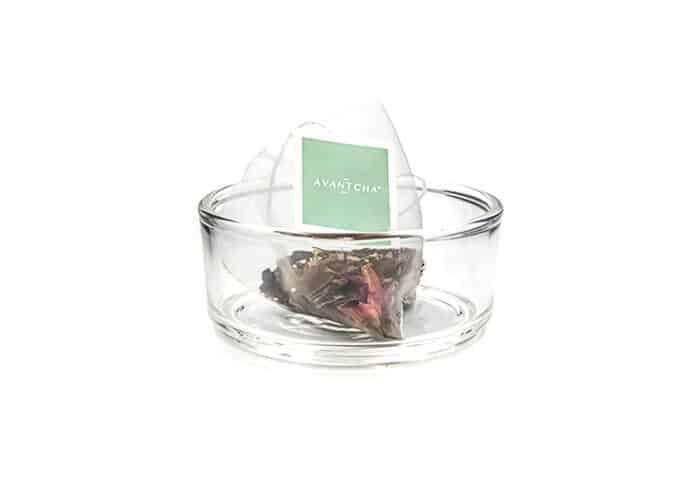 glass strainer holder
