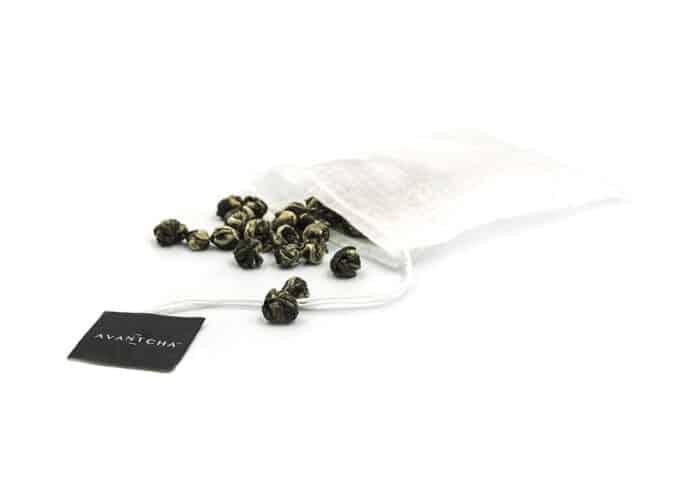 self-filling teabags