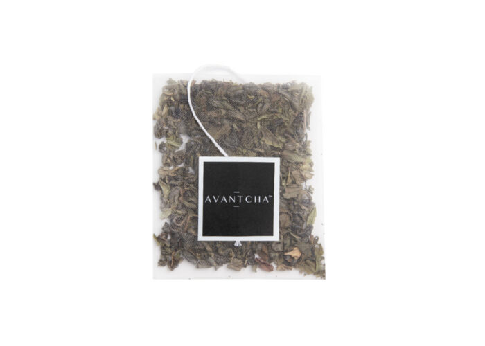 organic Moroccan Mint Naked Teabag