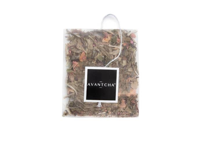 Rose White Naked Teabag